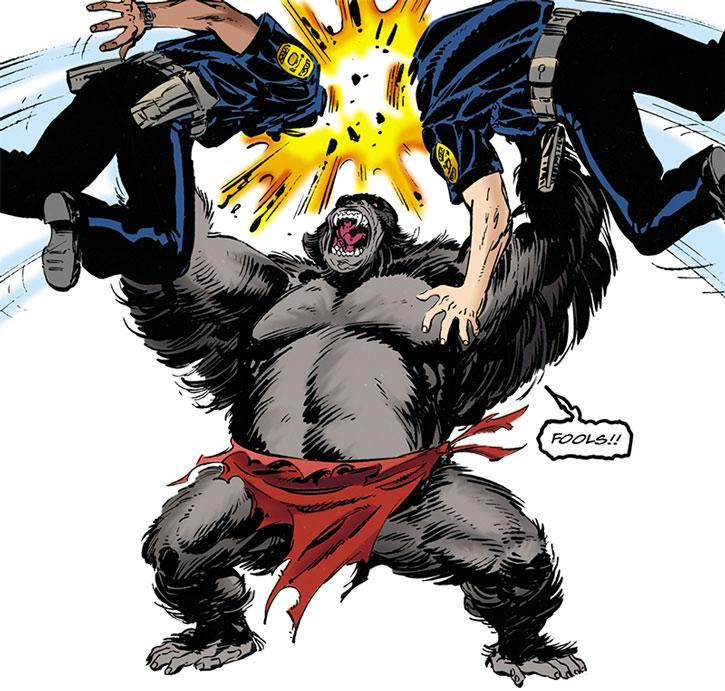 Giganta in ape form