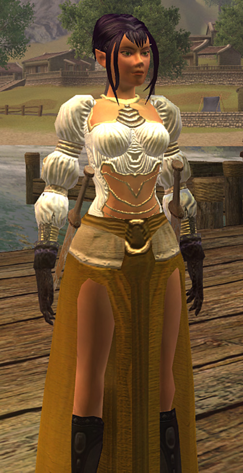 Gitane (Everquest 2 Swashbuckler)