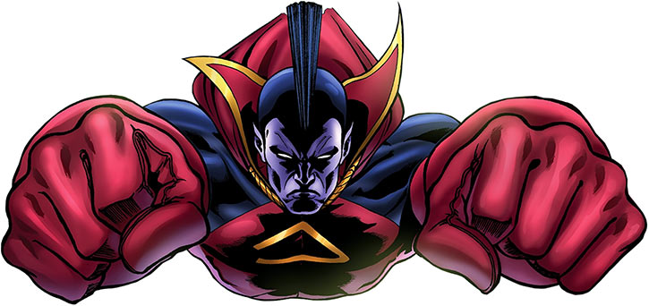 Gladiator (Marvel Comics) (Shi'ar Imperial guard)