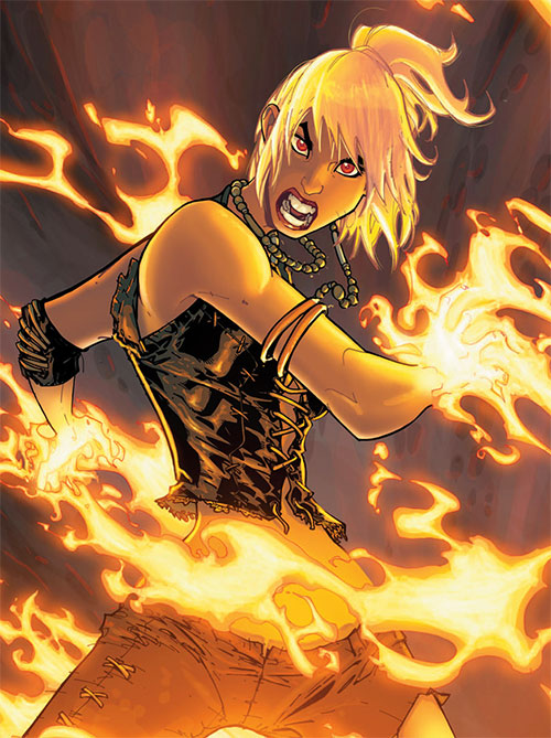 Gleam (Dragon Age comic books)