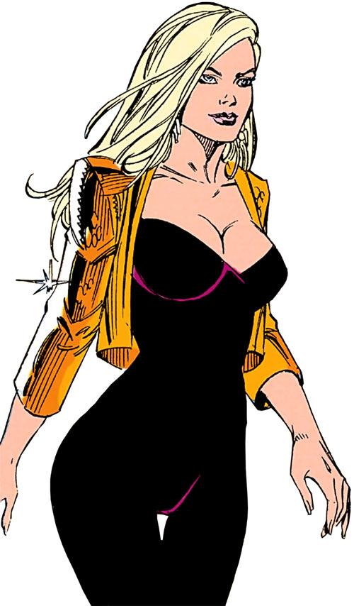 Golddigger (Marvel Comics)