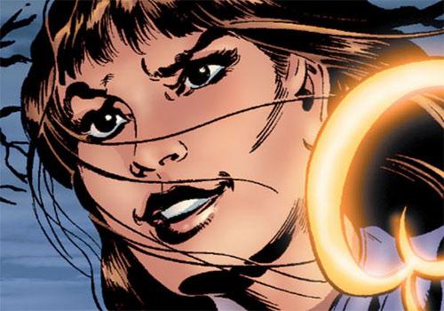 Goldengloves (Astro City comics) face closeup