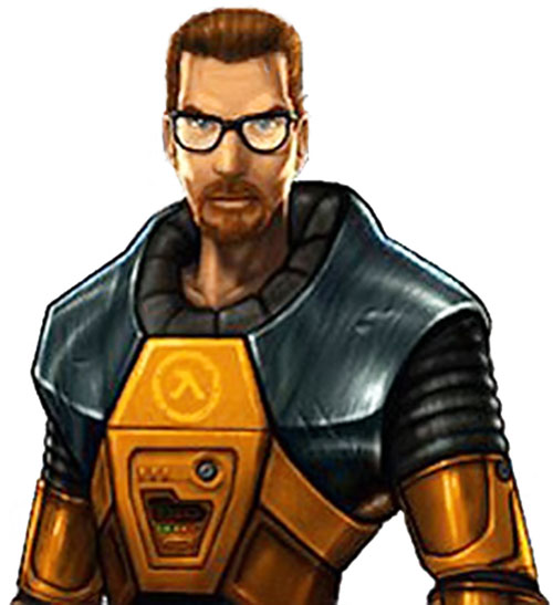 gordon freeman half life - photo #4