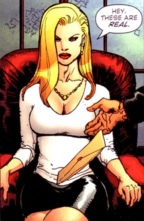 Gorgeous of Stormwatch PHD (Wildstorm Comics)