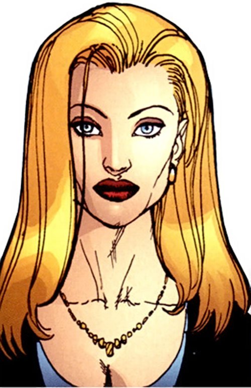 Gorgeous of Stormwatch PHD (Wildstorm Comics) portrait