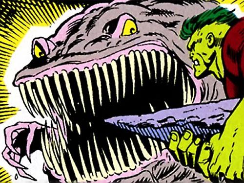 Gort (Marvel Comics)