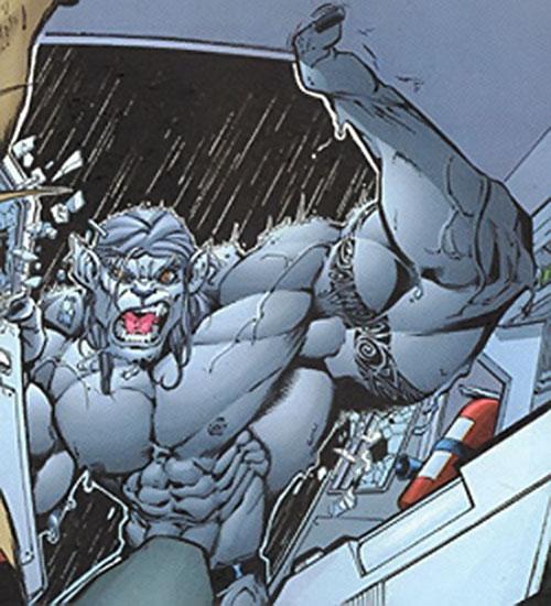 Gramalkin (Backlash ally) (Image Comics)