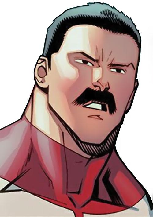 Grand Regent Thragg (Invincible Comics)