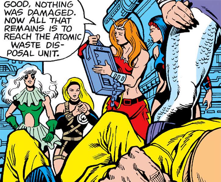 Grapplers - Marvel Comics - 1970s