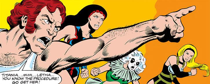 Grapplers - Marvel Comics - Earliest appearance Kowalsky