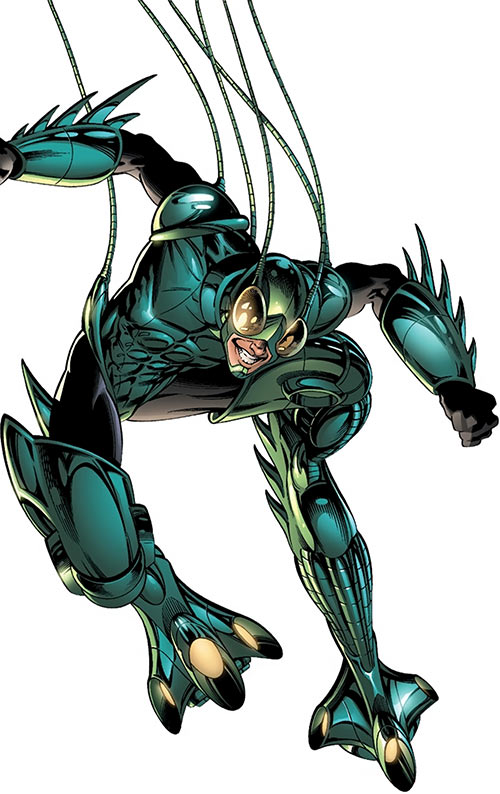 Grasshopper (Marvel Comics)