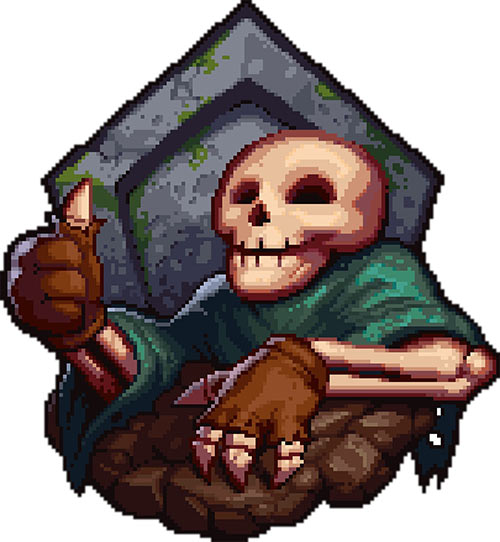 Graveyard Keeper game logo