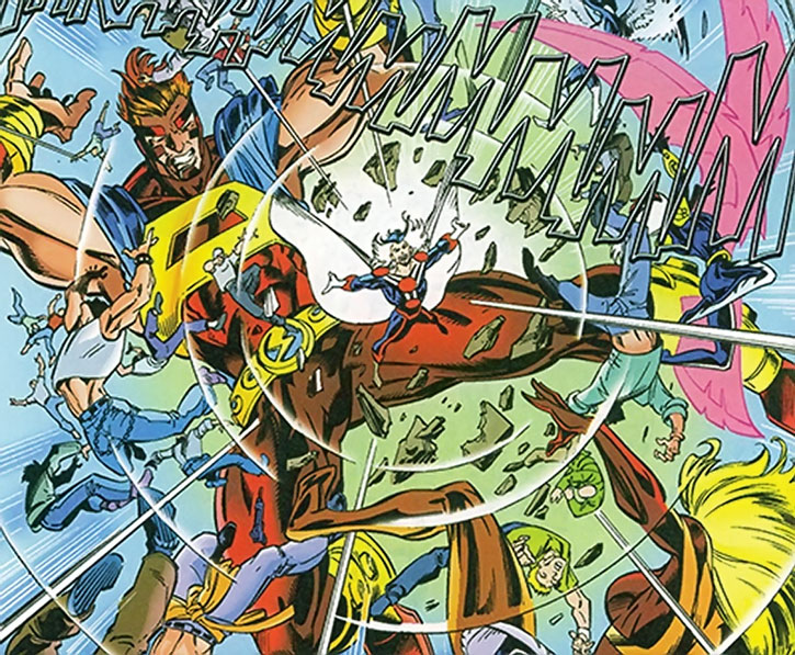 Graviton vs. the Thunderbolts