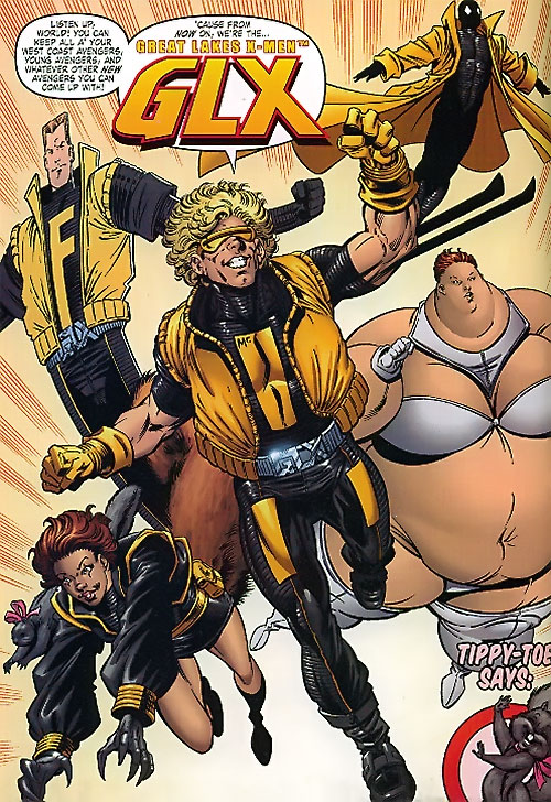Great Lakes X-Men (Marvel Comics)