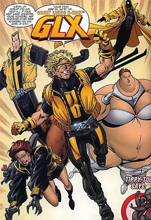 Great Lakes X-Men (Marvel Comics)