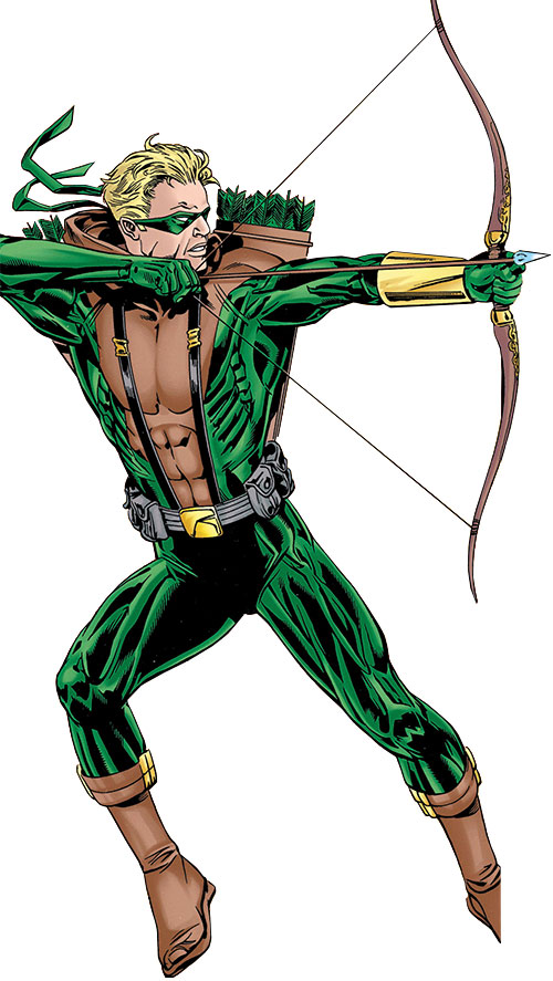 Green Arrow (Connor Hawke) (DC Comics)