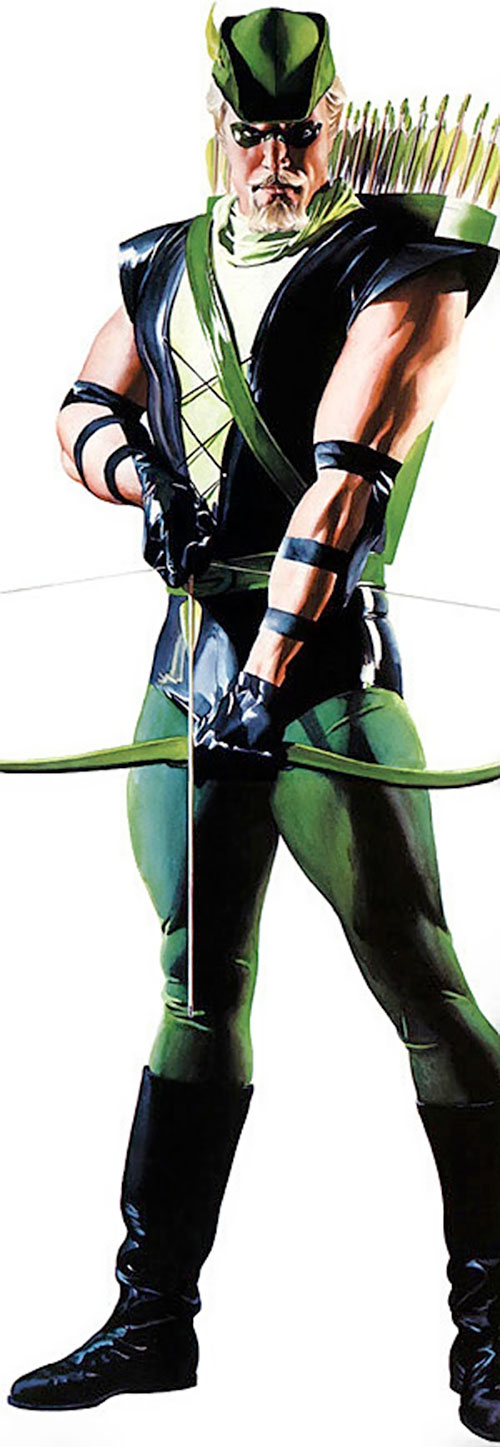 Green Arrow (DC Comics) by Alex Ross
