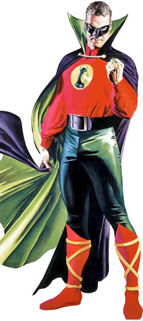 Green Lantern (Alan Scott) (DC Comics) by Ross