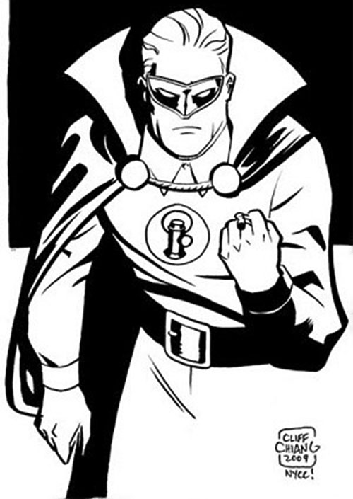 Green Lantern (Alan Scott) (DC Comics) by Cliff Chiang