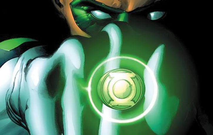 Green Lantern (Hal Jordan)'s ring