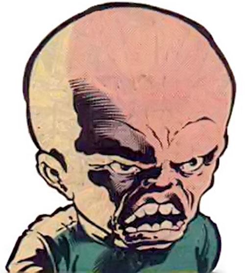 Gremlin (Marvel Comics) portrait