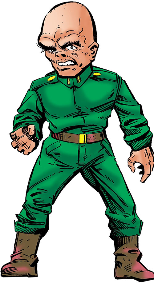 Gremlin (Marvel Comics) Russian