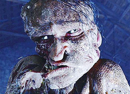 Grendel (2007 Beowulf movie) face closeup