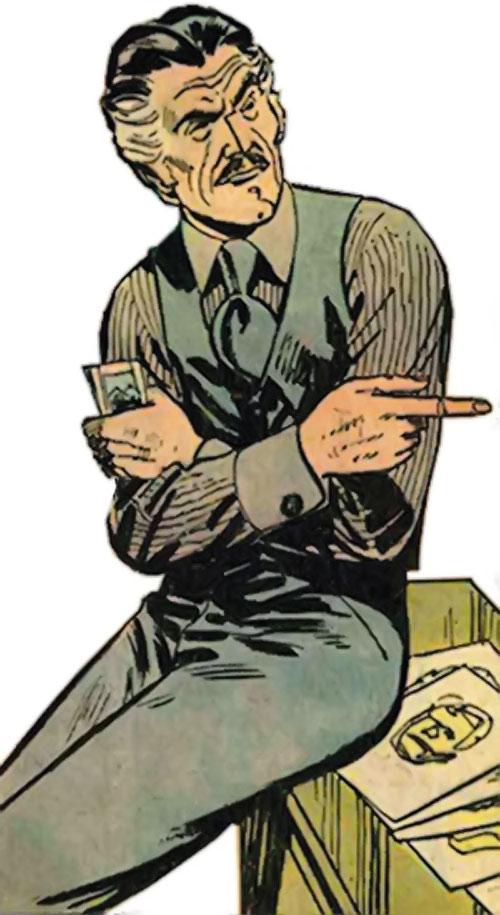 Greyfox (Nemesis enemy) (DC Comics Brave Bold)