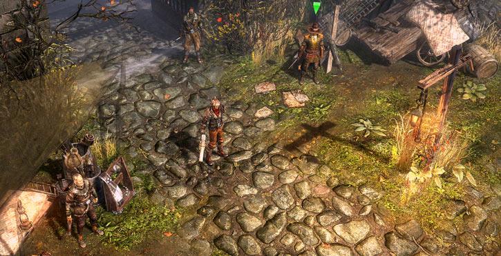 Grim Dawn - Game screenshot 1