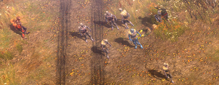Grim Dawn - Game screenshot