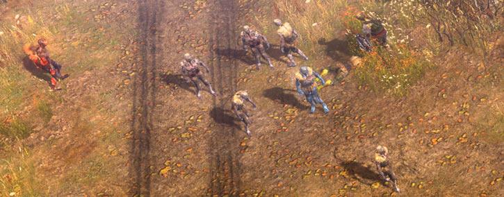 Grim Dawn - Game screenshot