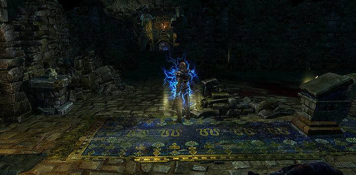 Grim Dawn - Arkovian underground ruins