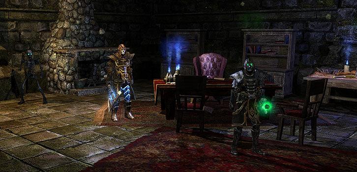 Grim Dawn - Game screenshot - Anasteria the Outcast