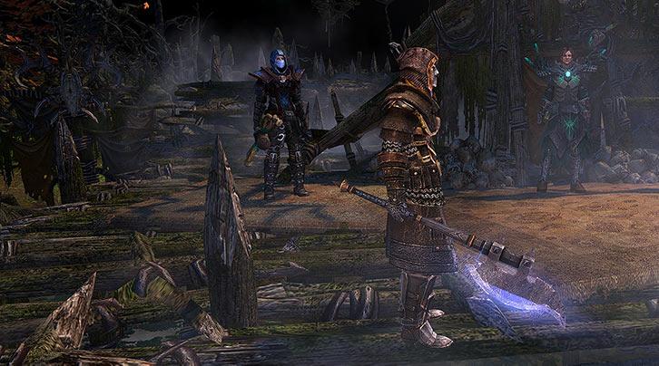 Grim Dawn - Game - Screenshot - Coven of Ugdenbog