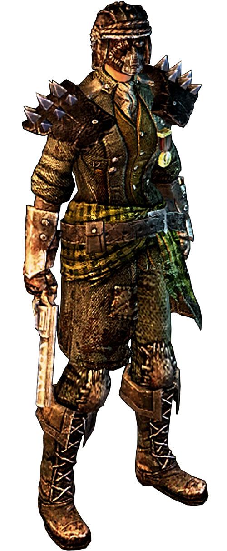 Grim Dawn - Mardirossian in-game 1