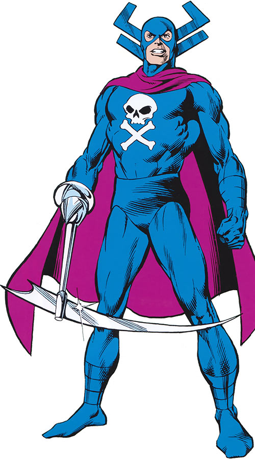 Grim Reaper (Avengers enemy) (Marvel Comics)