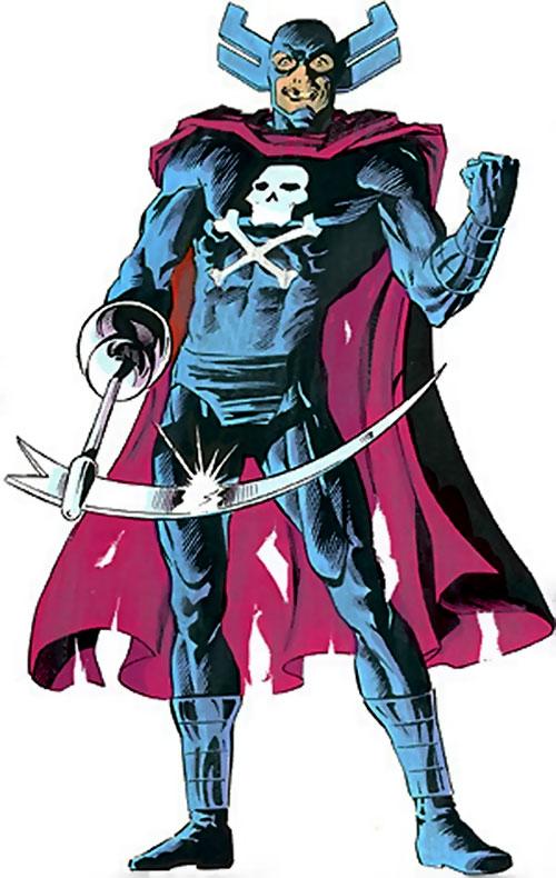 Grim Reaper (Avengers villain) (Marvel Comics) as a zombie