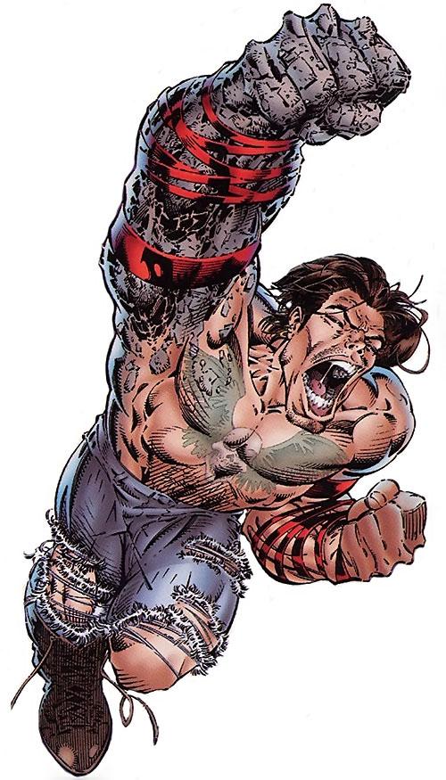 Grunge (Gen 13) (Image Comics)