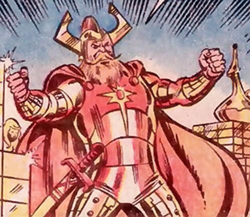 Gudrun the Golden (Hostess Comics)