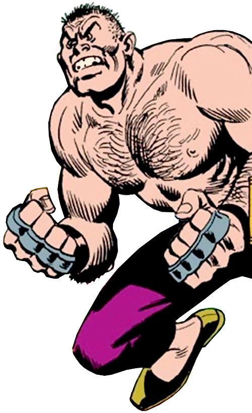 Guff (Iron Man enemy) (Marvel Comics)
