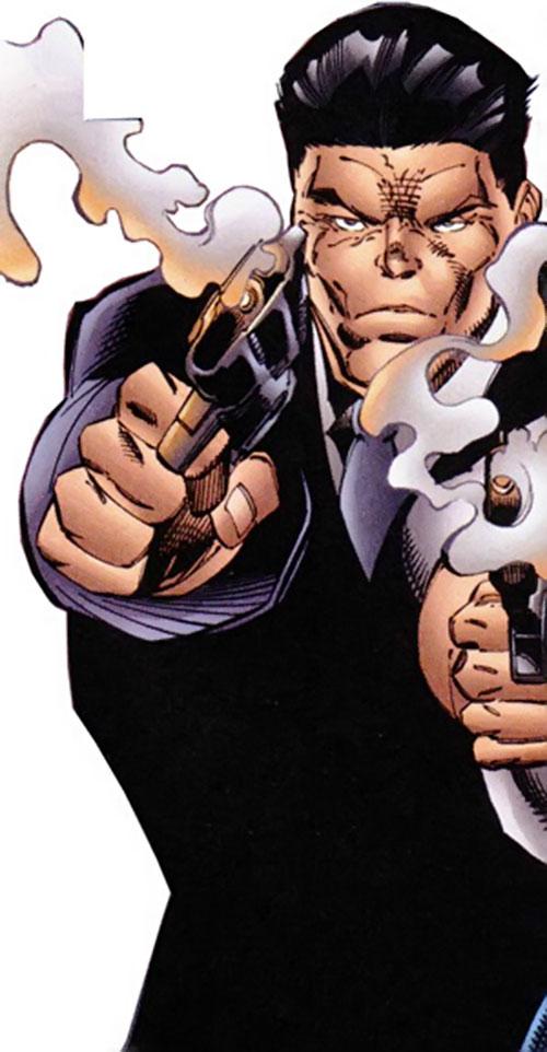Guido Masseria (Wynonna Earp ally) (Image Comics)