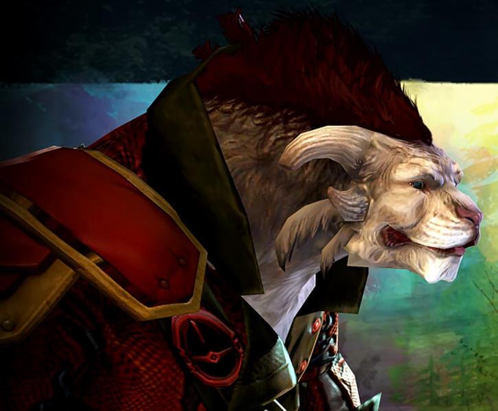 Guild Wars 2 - Lightbringer Tybalt Leftpaw