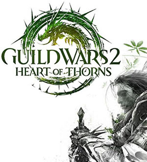 Guild Wars 2 game Heart of Thorns expansion logo
