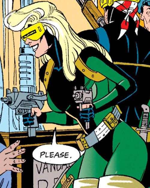 Gunbunny (Gunhawk ally) (DC Comics)