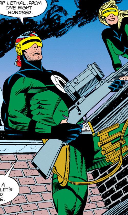 Gunhawk (DC Comics)