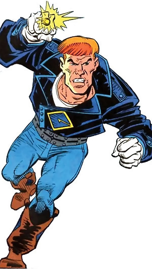 6d456850ff74 Guy Gardner - Universe AZ version - Character profile - Writeups.org