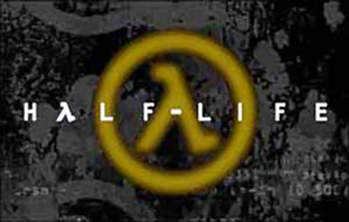 Half-Life 1 logo