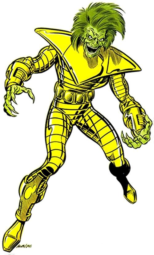 Half-Life (Hulk enemy) (Marvel Comics)