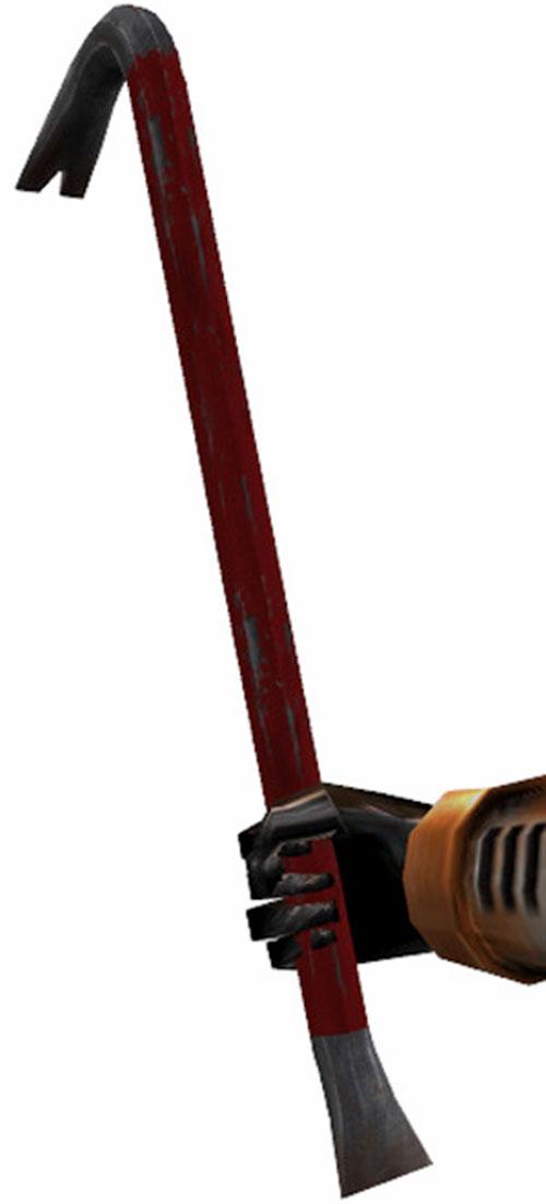 Half-Life video game crowbar