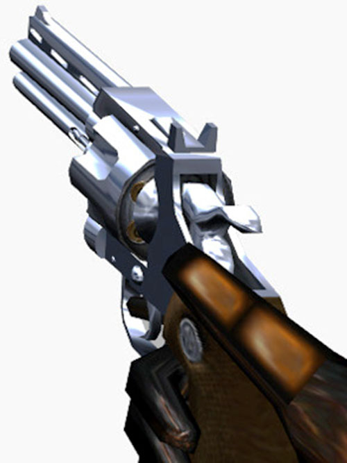 Half-Life video game colt python